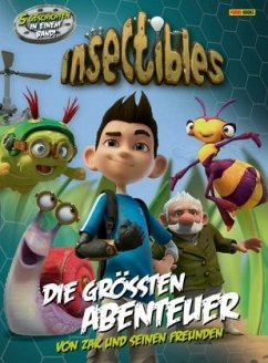 Insectibles - Die größten Abenteuer von Zak und seinen Freunden