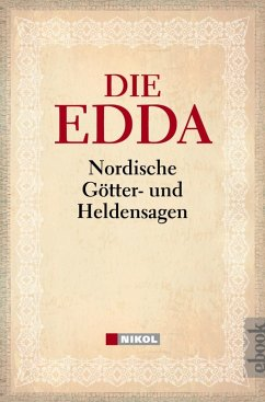 Die Edda (eBook, ePUB)