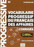 Vocabulaire progressif du français des affaires, Niveau intermédiaire