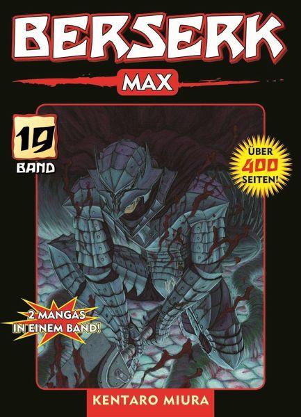 Buch-Reihe Berserk Max