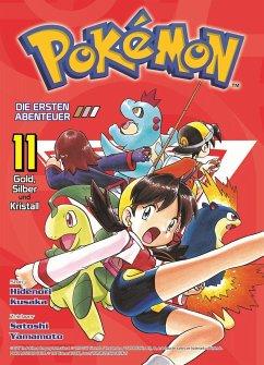 Pokémon - Die ersten Abenteuer Bd.11
