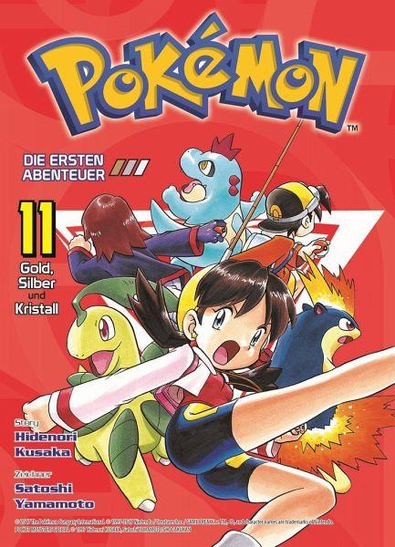 Buch-Reihe Pokémon - Die ersten Abenteuer