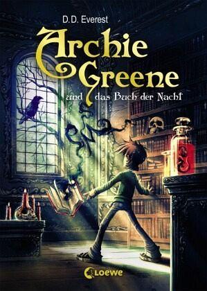 Buch-Reihe Archie Greene von D. D. Everest
