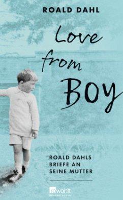 Love from Boy - Dahl, Roald