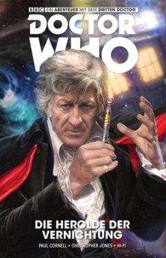 Doctor Who - Der dritte Doctor - Cornell, Paul; Jones, Christopher; Hi-Fi