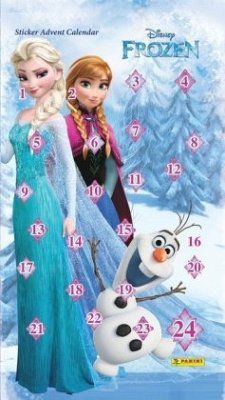 Disney Die Eiskönigin: Adventskalender mit ScanWish-Funktion