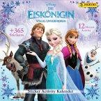 Disney Die Eiskönigin: Sticker-Activity-Kalender