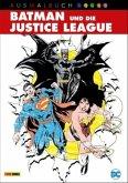 DC Ausmalbuch: Batman und die Justice League