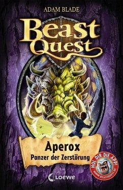 Aperox, Panzer der Zerstörung / Beast Quest Bd.48 - Blade, Adam