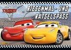 Disney Cars 3: Riesenmal- und Rätselspaß