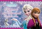 Disney Die Eiskönigin: Riesenmal- und Rätselspaß