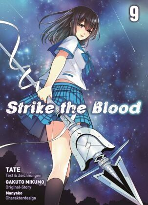 Buch-Reihe Strike the Blood