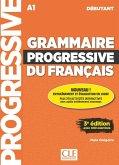Grammaire progressive du français - Niveau débutant. Buch + Audio-CD