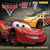 Disney Cars: Sticker-Activity-Kalender