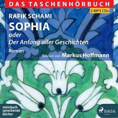 Sophia oder Der Anfang aller Geschichten, 2 MP3-CD - Schami, Rafik