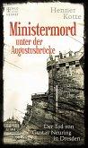 Ministermord unter der Augustbrücke (eBook, ePUB)