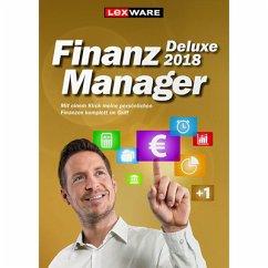 Lexware FinanzManager Deluxe 2018 (Download für...