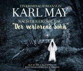 Karl May Kriminalroman - Nach Erzählung Die Söhne, 4 Audio-CDs