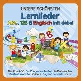 Familie Sonntag - Unsere schönsten Lernlieder - ABC, 123, Englisch, 1 Audio-CD