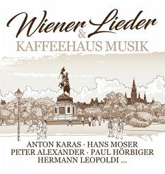 Wiener Lieder Und Kaffeehaus Musik
