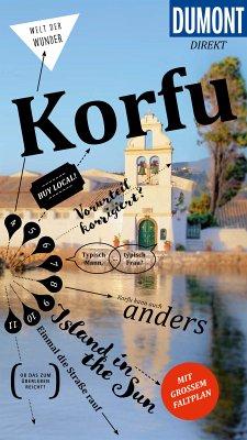DuMont direkt Reiseführer Korfu (eBook, PDF) - Bötig, Klaus