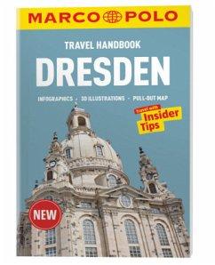 Dresden Marco Polo Travel Handbook