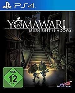Yomawari: Midnight Shadows (PlayStation 4)