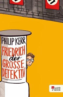 Friedrich der Große Detektiv (eBook, ePUB) - Kerr, Philip