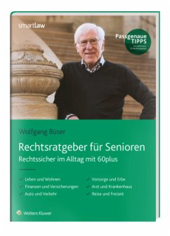 Rechtsratgeber für Senioren