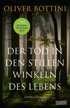 Der Tod in den stillen Winkeln des Lebens - Bottini, Oliver