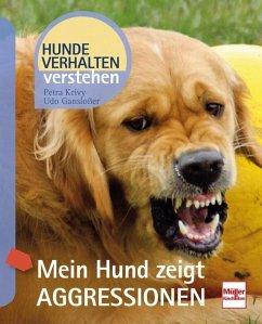 Mein Hund zeigt Aggressionen - Krivy, Petra; Gansloßer, Udo