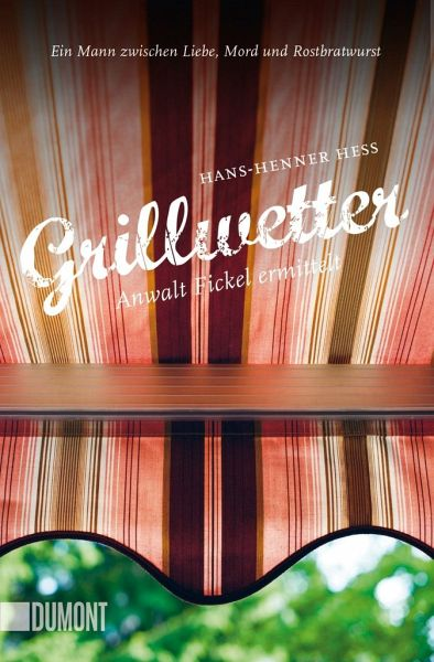Buch-Reihe Anwalt Fickel von Hans-Henner Hess