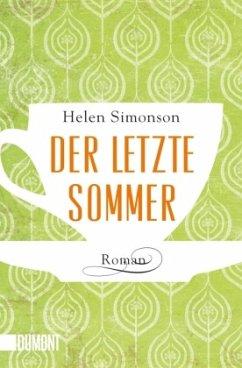 Der letzte Sommer - Simonson, Helen