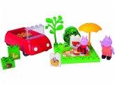 BIG 800057103 - PlayBig Bloxx Peppa Pig Picnic Fun