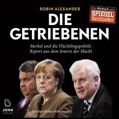Die Getriebenen (MP3-Download) - Alexander, Robin