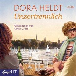 Unzertrennlich, 3 Audio-CD - Heldt, Dora