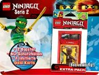 Lego Ninjago Ii-Extra Pack Mit 2 Booster