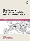 The European Mainstream and the Populist Radical Right (eBook, PDF)