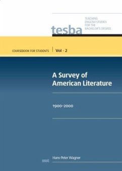 A Survey of American Literature - Wagner, Hans-Peter