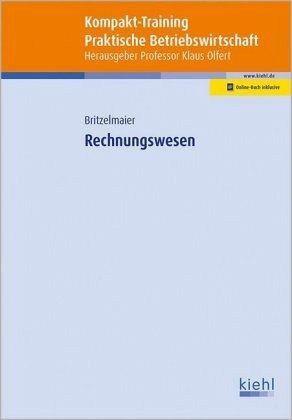 Kompakt Training Rechnungswesen Von Bernd Britzelmaier Fachbuch