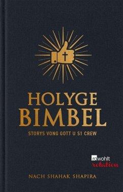 Holyge Bimbel (eBook, ePUB) - Shapira, Shahak