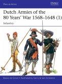 Dutch Armies of the 80 Years' War 1568-1648 (1) (eBook, PDF)