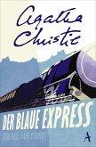 Der blaue Express / Ein Fall für Hercule Poirot Bd.5
