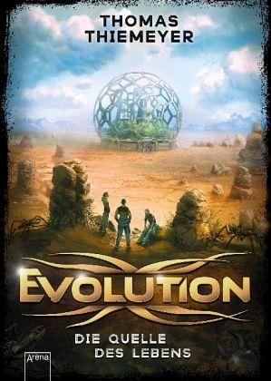 Buch-Reihe Evolution