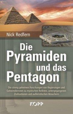 Die Pyramiden und das Pentagon - Redfern, Nick