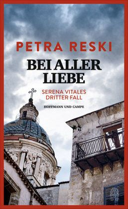 Buch-Reihe Serena Vitale von Petra Reski