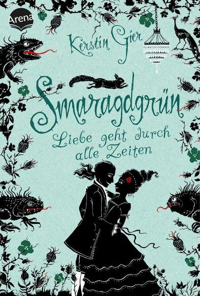 Buch-Reihe Liebe geht durch alle Zeiten von Kerstin Gier
