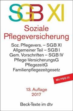 SGB XI. Soziale Pflegeversicherung