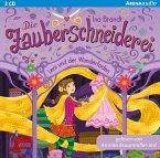 Leni und der Wunderfaden / Die Zauberschneiderei Bd.1 (2 Audio-CDs)
