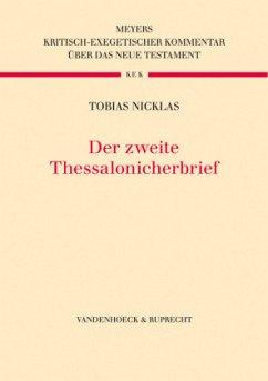 Der zweite Thessalonicherbrief - Nicklas, Tobias